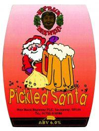 Pickled Santa